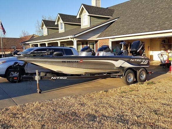 boat is ready