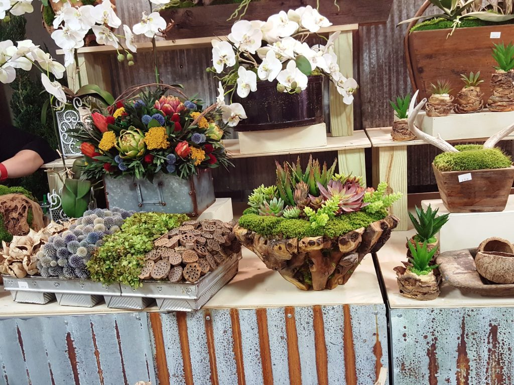 vintage market days - cacti booth 1