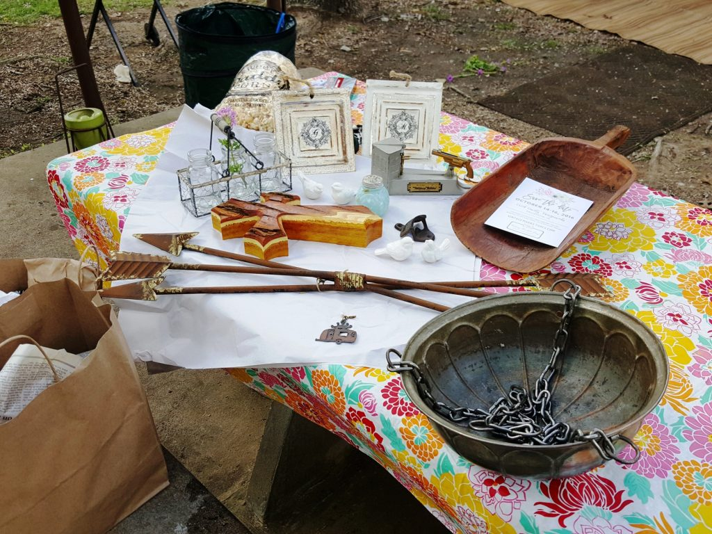 vintage market days - the loot
