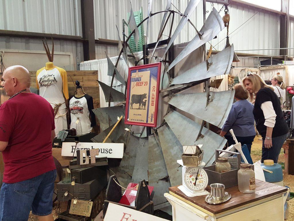 vintage market days - windmill 2